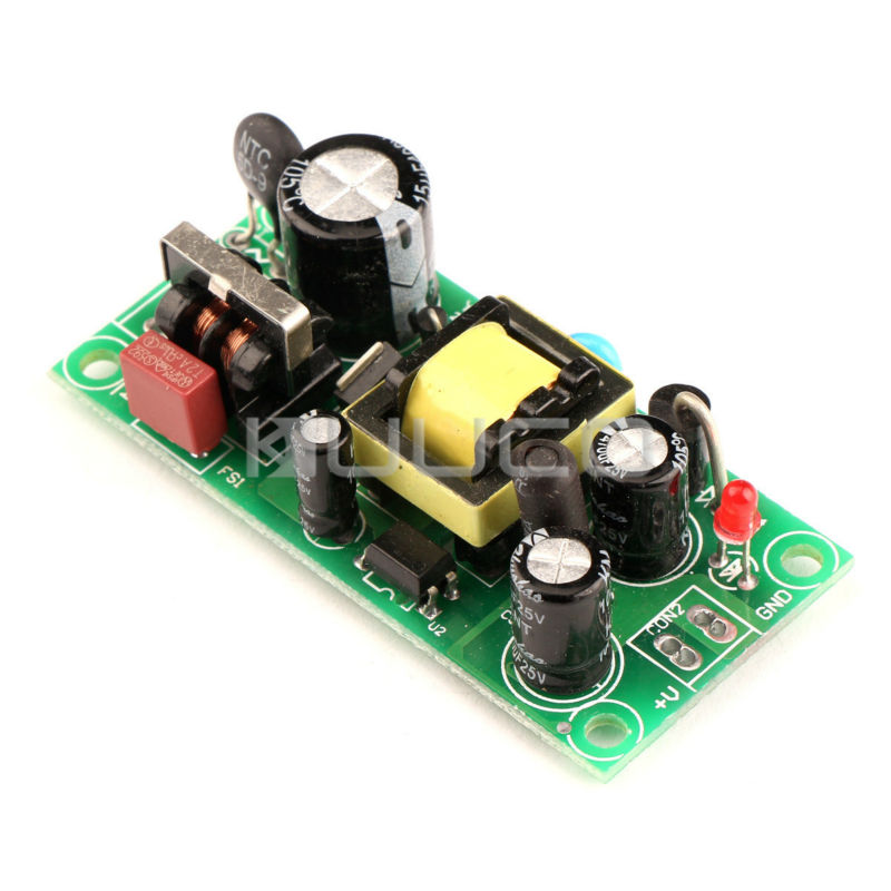 12W Voltage Regulator/Adapter AC 90V~240V to DC 12V 1A Switching Power Supply DC 12V Power Converter/Power Supply Module 5 pcs lot dc 5v power supply module adapter ac 90v 240 110v 220v to dc 5v 2000ma 7 5w power converter switching power supply