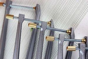 Image 4 - 1 세트 바이올린베이스 바 클램프 luthier 도구, 바이올린 설치 수리 도구 만들기
