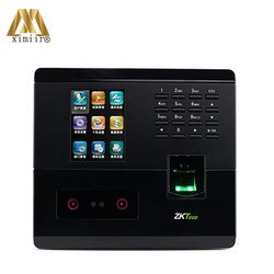 Горячая продажа автономный UF200 цветной экран с камерой TCP/IP биометрическая посещаемость времени и система контроля доступа