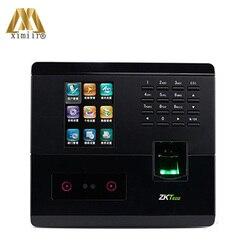Heißer Verkauf Alone UF200 Farbe Bildschirm Mit Kamera TCP/IP Biometrische Zeit Teilnahme Und Access Control System