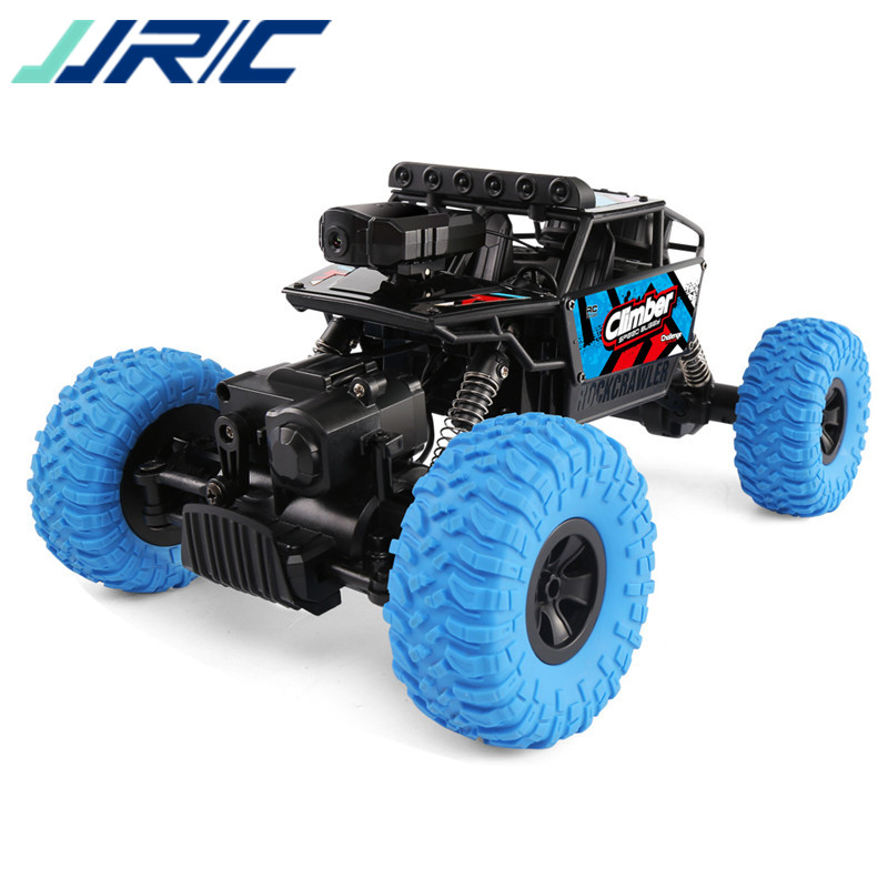 все цены на JJRC Q45 1/18 2.4G 4WD 8KM/H Off-Road Vehicle With Dual Control Mode And Camer