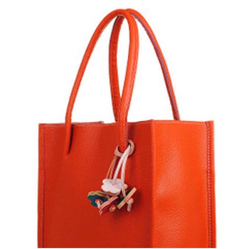 del de bolso Moda Niñas caramelo color bolsos del cuero moda de PwqIXn0q