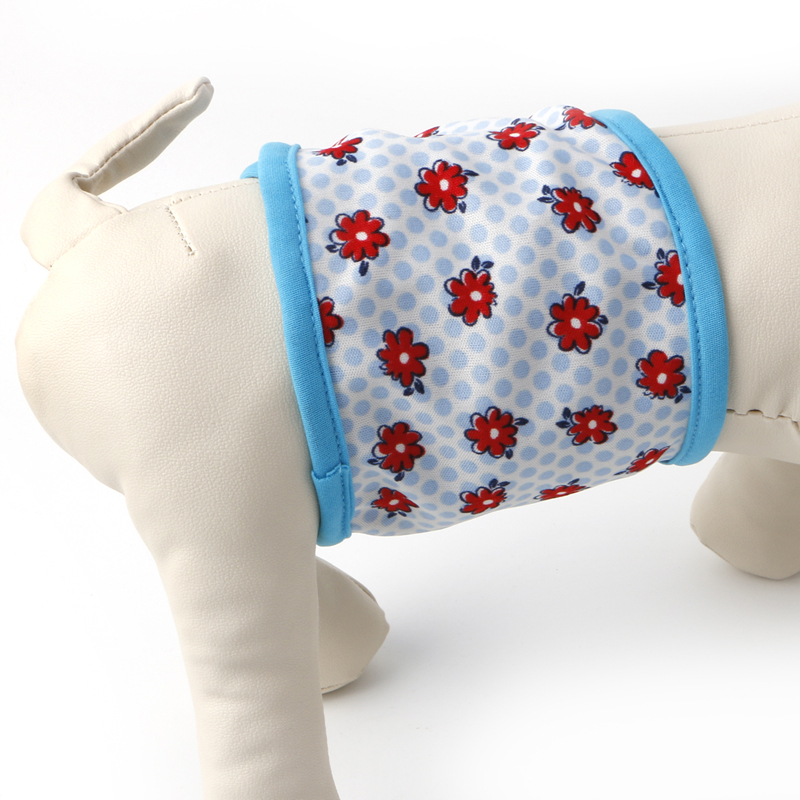 Pet Supplies Dog Clothes Cotton Fashion Physiological Pants Physiological Underwear Pets Tighten Sanitary Cotton Diaper Pants