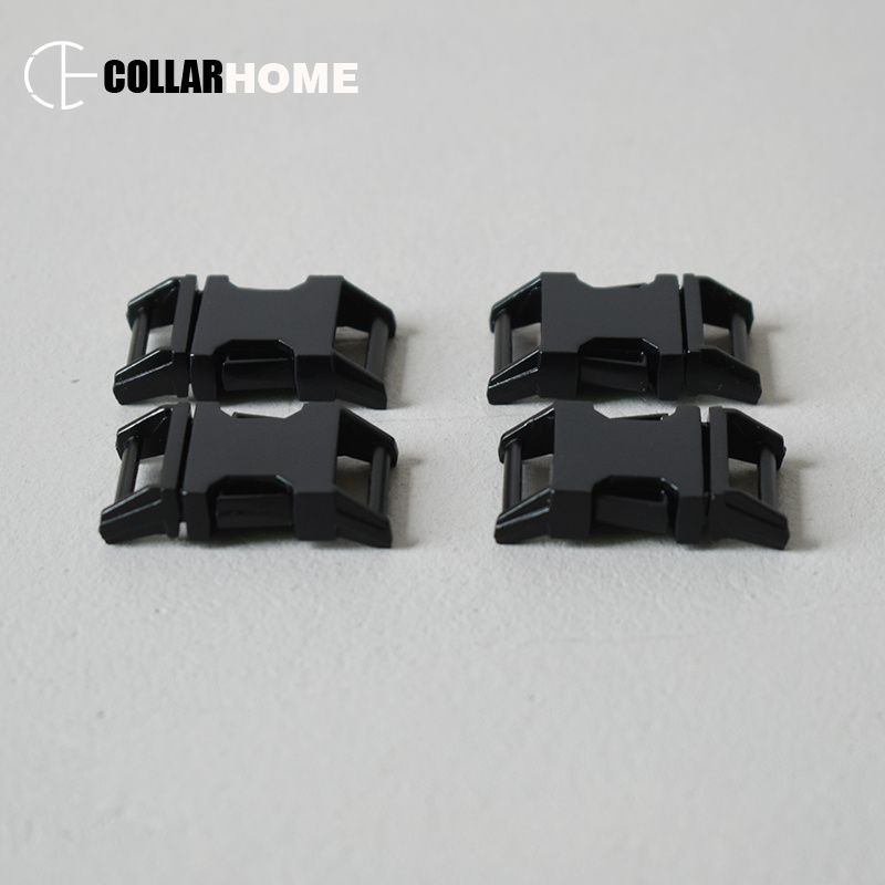 100pcs Meatl quick side release buckle for 20mm sewing Leather craft manufacturer handmade accessories high quality