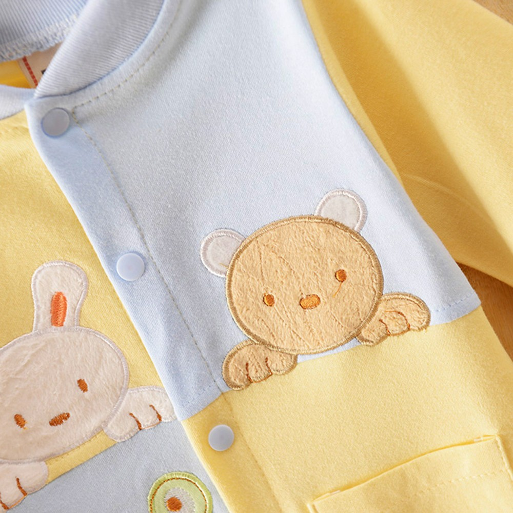 2016-New-Autumn-Newborn-Baby-Girls-Boy-Stripe-Rompers-One-Pieces-Long-Sleeve-Jumpsuits-Clothing-0-12months-CL0882 (3)