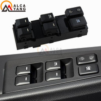 Malcayang Electric Window Double Switch Button 93570 3W600WK For KIA Sportage 2011 2016 Car Switch With Red Light