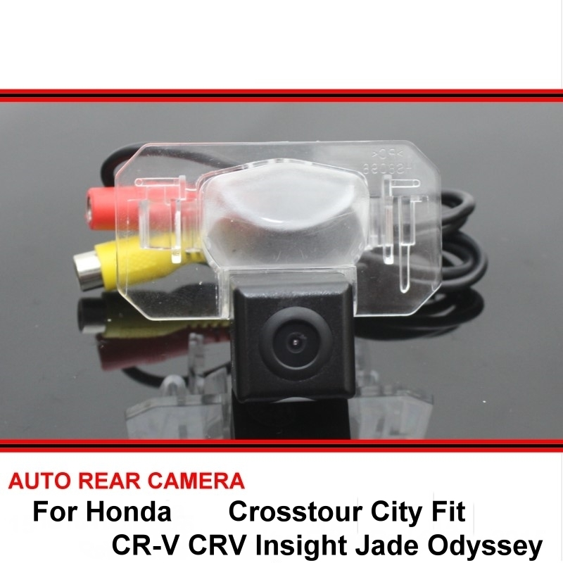 Night Vision Car Rear View Reverse Camera for Honda Odyssey//Fit//Jazz//CRV//JADE