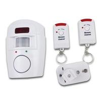 Car Home Security Alert Infrared Sensor Anti Theft Motion Detector Alarm Monitor Wireless Alarm System 2