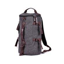 Classic Backpack Fashion For Women Shoulder Bag Men's Canvas Backpack Multi-Color Leisure Travel Bag Unisex Backpack   L