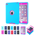 Shockproof Silicone Case for Apple iPad Mini 4 Kids Baby Safe Armor Heavy Duty Rubber Hard Back Cover Screen Protector Stylus