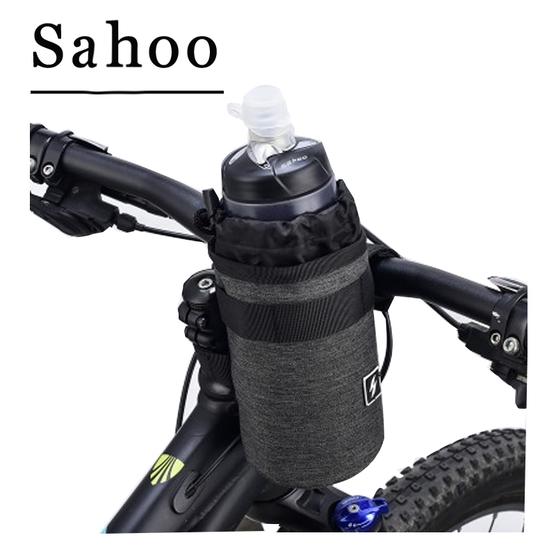 Bicycle Water Bottle Bag Mountain Cycling Outdoor Sport Portable Bike Plastic Bottle Kettle Bicycle Water Bottle Bag 750ml water bottle