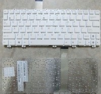 New Laptop US Keyboard English For ASUS Eee PC 1025C 1025CE X101 X101H X101CH White Keyboard