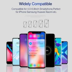 Image 3 - FLOVEME Soporte de teléfono para coche Gravity, soporte de teléfono móvil para coche, para iPhone X 7, compatible con Smartphone, Voiture