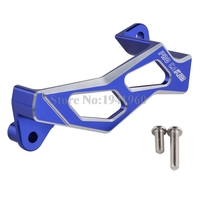 NICECNC Rear Brake Caliper Guard For Yamaha YZ125 YZ250 YZ250F YZ450F WR250F WR250R 2018 WR250X WR450F