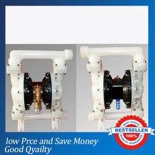 QBY-40 Plastic Pneumatic Diaphragm Pump 0-8m3/h Air Membrane Pump