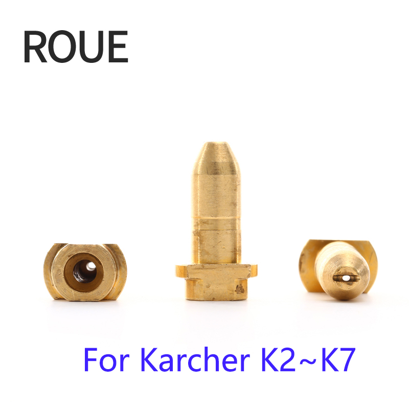 ROUE Brass Adapter Nozzle Karcher Gun Nozzle replacement nozzle for karcher gun High Quality Brass nozzle шина michelin pilot super sport 255 40r20 101y