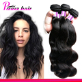 8A Grade Brazilian Virgin Hair Body Wave Pizazz Hair Unprocessed Brazilian Body Wave 3 Bundle Deals Human Hair Bundles For Sale