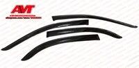 Deflectors case for Chevrolet Lanos ZAZ Sens 1set\4pcs styling wind window deflector guard auto vent visor rain guards cover