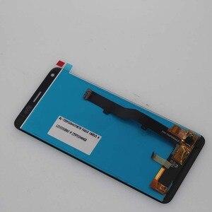 Image 4 - 5.45 אינץ מקורי לzte V9 Vita LCD תצוגה + מגע מסך דיגיטלי ממיר רכיב מסך תיקון חלקי משלוח חינם