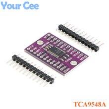 TCA9548A Module de carte d'extension multi-canaux I2C IIC 8 canaux carte de développement TCA9548 à 8 voies avec fonction de réinitialisation