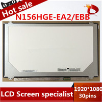 Brand New Grade A Laptop Replacement LCD LED Screen Panel N156HGE EA2 EBB