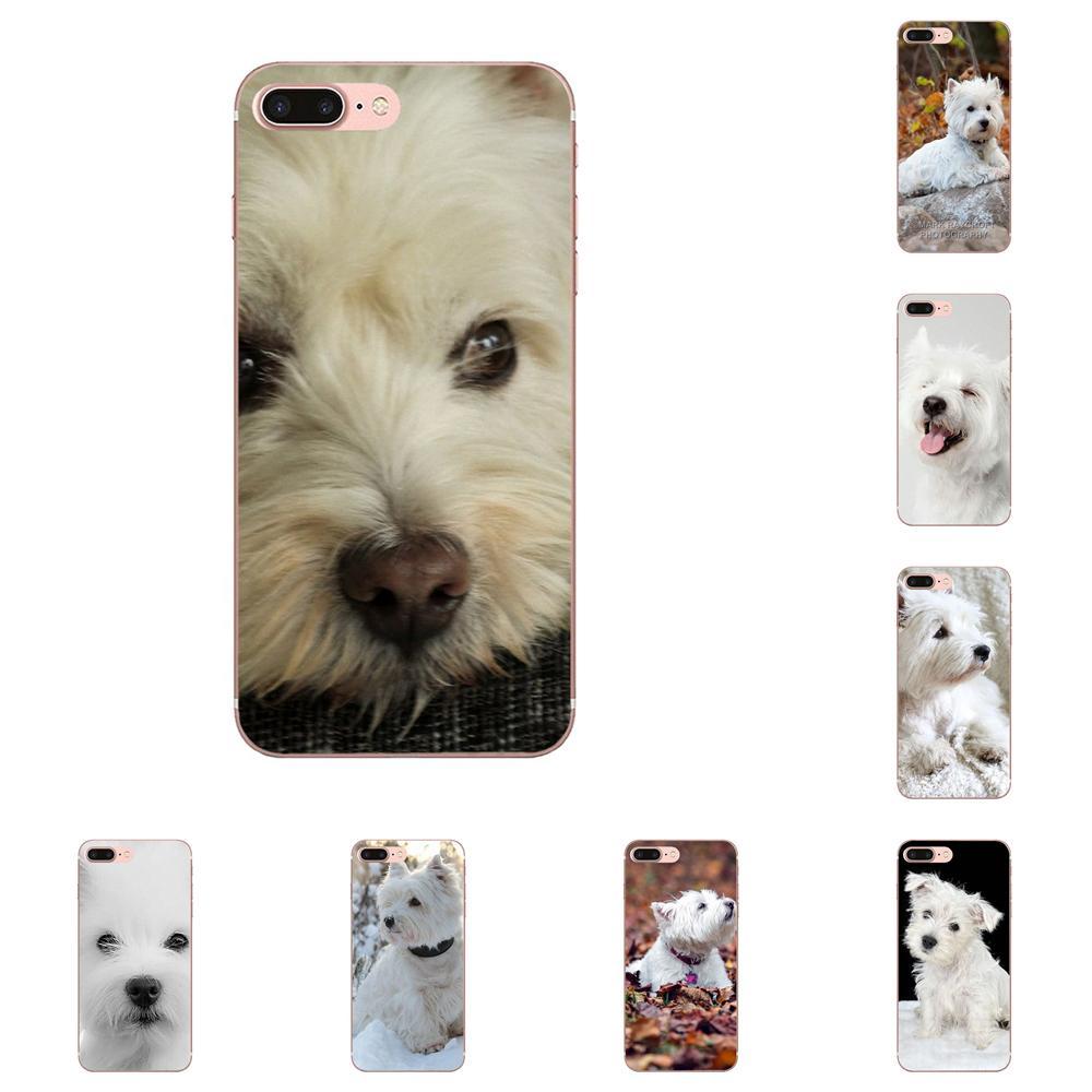 West Highland Terrier Westie Puppy Dog Beach Towel Satin Chrome Plated Metal Money Clip