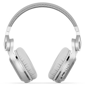 Image 3 - Bluedio T2+ Bluetooth Headphone 5.0 Wireless/Wire Airphone 4 Colors Stereo Headset With FM Radio & SD Card For Calls And Music