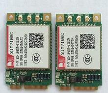 SIM7100C Mini PCIE 4G módulo 100% Novo & Original TDD-LTE/FDD-LTE/WCDMA Embutido quad-band do módulo