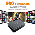 MAG 254 Iptv Box Sky Italy UK DE Linux Europe Arab IPTV Box For Spain Portugal Turkish Netherlands MAG254 250 Wifi IPTV Tv Box
