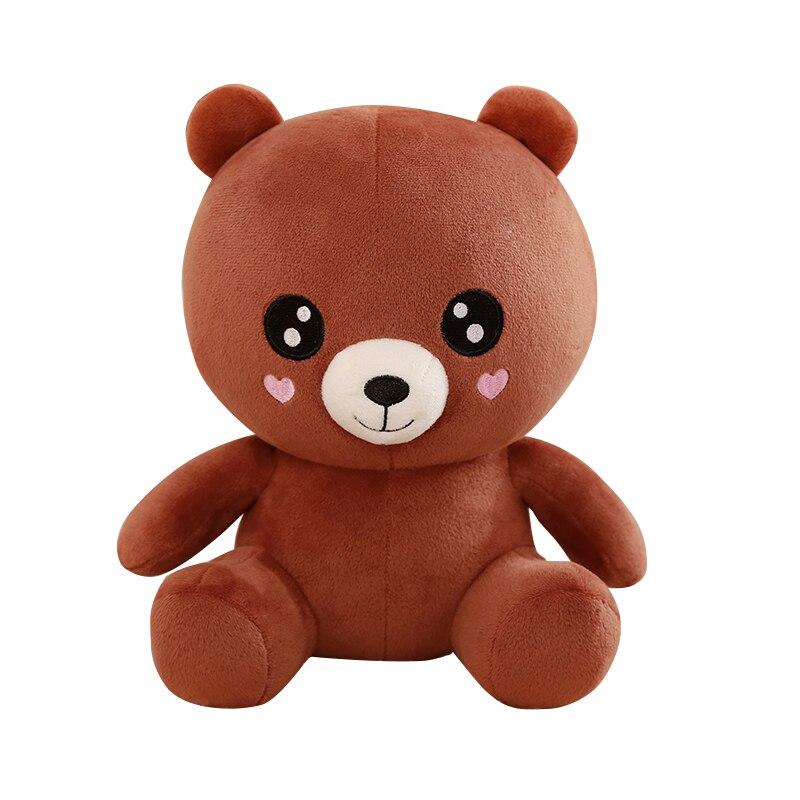 40cm Peek a Boo Elephant Teddy Bear Play Hide Seek Lovely Cartoon Stuffed Kids Birthday Gift Cute Bear Plush Toy
