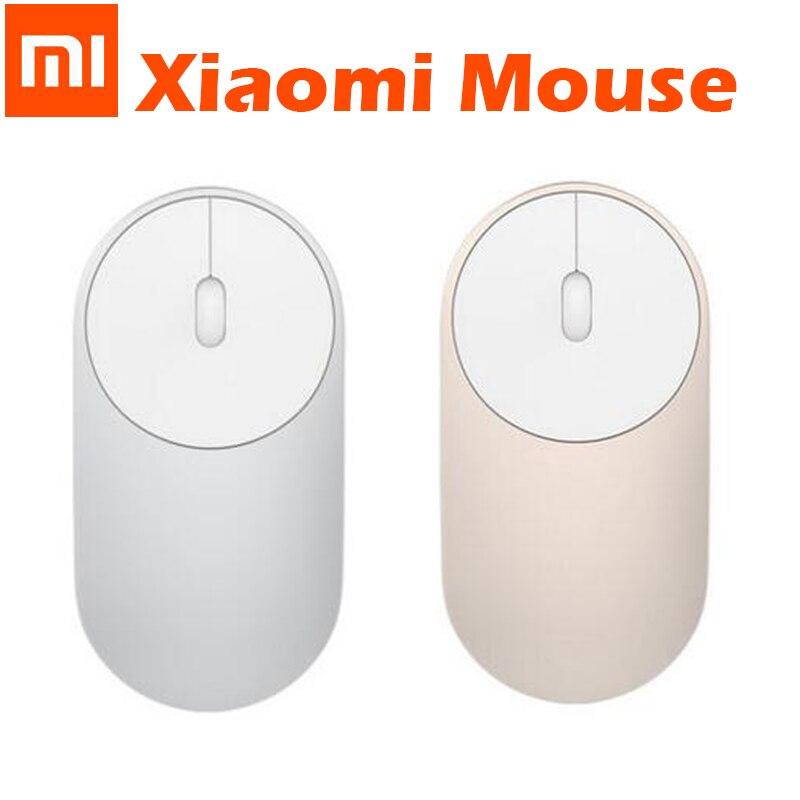 Original Xiaomi Remote Control Mouses Portable Wireless Mi Bluetooth 4.0 Wifi 2.4GHz Smart Mouses Xiaomi White Mijia Mi