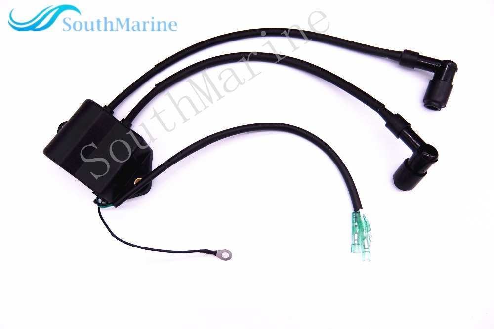 Boat Motor T8-05030000 T6-05030000 Ignition Coil Assy for Parsun HDX 2-Stroke T6 T8 T9.8 Outboard Engine High Pressure AssyBoat Motor T8-05030000 T6-05030000 Ignition Coil Assy for Parsun HDX 2-Stroke T6 T8 T9.8 Outboard Engine High Pressure Assy