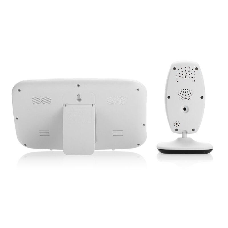 7.0 inch baby phone camera monitor IR Night vision Intercom 4 Lullabies Temperature monitor babyphone camera video baby monitor 2