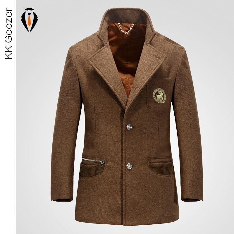 Online Get Cheap Pea Coat Pattern for Men -Aliexpress.com ...