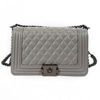 Brand Handbag Woman Bag Famous Design Brand Chain Shoulder Bag Plaid Crossbody Women Messenger Bag Women