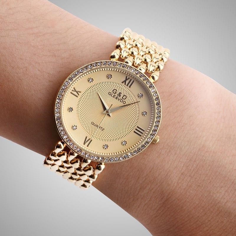 Aliexpress.com : Buy 2017 New Brand Relogio Feminino Clock