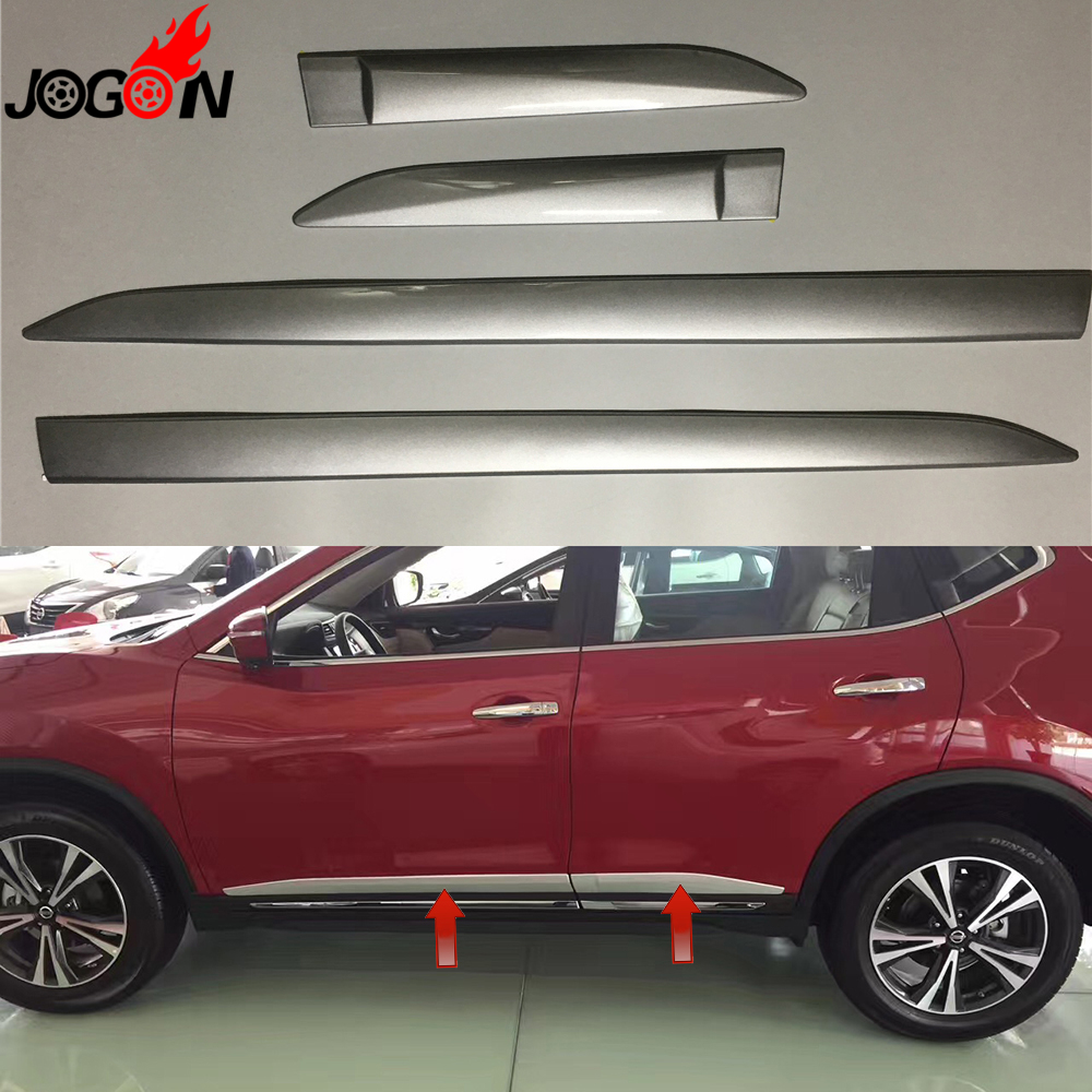 For Nissan X trail X trail Rogue 2017 Facelift Car Side ...