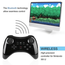 Dual Analog Wireless Gamepad Remote Controller For Nintendo wiiu Wii for U Gamepad Pro PXN  Joystick