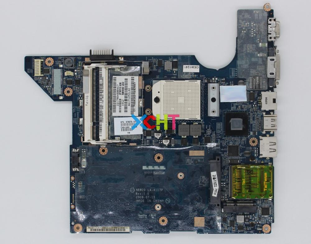 XCHT for HP DV4-2000 Series 575575-001 LA-4117P UMA SB710 Laptop Motherboard Mainboard Tested & Working PerfectXCHT for HP DV4-2000 Series 575575-001 LA-4117P UMA SB710 Laptop Motherboard Mainboard Tested & Working Perfect