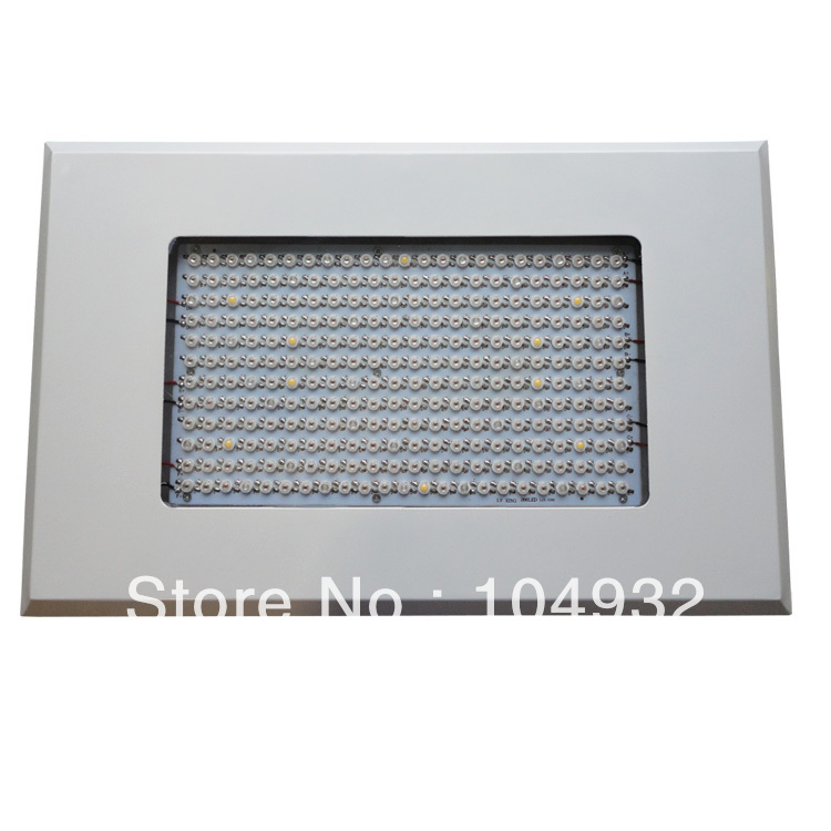 1x 700W LED Grow Light 233*3W Dropshipping Hot selling 10 band 10 Spectrums IR Indoor Hydroponic System Plant Ufo HOT!