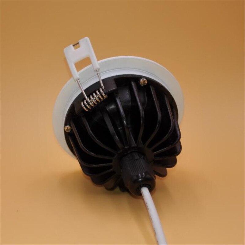 Fabrika vruća prodaja 15 W COB osvijetljena svjetlo Vodootporna IP65 - Unutarnja rasvjeta - Foto 5