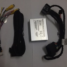 Интерфейс камеры заднего вида адаптер для Audi A4 A5 Q5 Non MMI система с активной паркингом