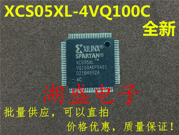 5PCS XCS05XL-4VQ100C   QFP  NEW