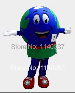 마스코트 지구 마스코트 의상 커스텀 복장 - 캐릭터의상