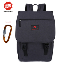Tigernu Fashion Backpack School Bags Small Laptop Backpack business travel Backpack Daily Rucksack Mochila gift free