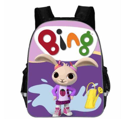 9 84 23 De Reduction Anime Bing Bunny Imprimer Sac A Dos Ecole Garcons Filles Enfants Livre Sac Dessin Anime Bebe Fille Sac A Dos Cartable Enfant