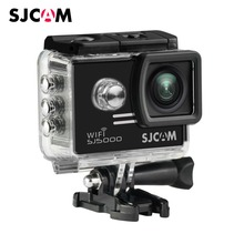 SJCAM SJ5000 WIFI Action Camera Notavek 96655 14MP Full HD 1080P Sports Action Camera 30M Waterproof Camera Sport Cam