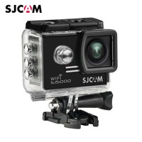 SJCAM SJ5000 wifi Экшн камера Notavek 96655 14MP Full HD 1080 P спортивная Экшн камера 30 м Водонепроницаемая камера Спортивная камера