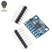 WAVGAT GY-521 MPU-6050 MPU6050 Модуль 3 оси аналоговые датчики гироскопа+ 3 оси модуль акселерометра. Мы являемся производителем