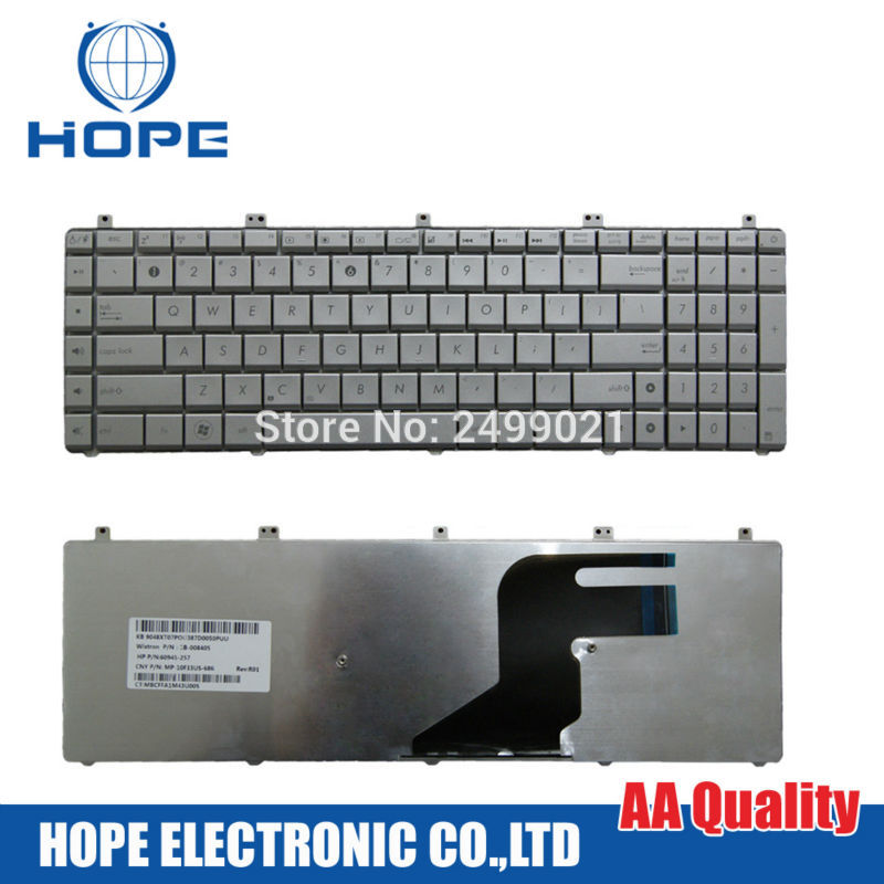 New For <font><b>Asus</b></font> <font><b>N55S</b></font> N75S N55SF N55SL N75SL Laptop <font><b>Keyboard</b></font> image
